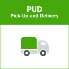 Keyvisual: PUD – Pick-Up and Delivery