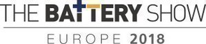 The Battery Show Europe 2018 logo