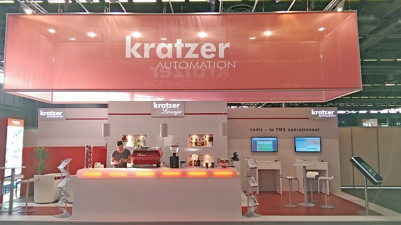 Impressions from the booth at SiTL 2014: KRATZER AUTOMATION