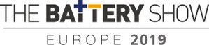 Logo The Battery Show Europe 2019