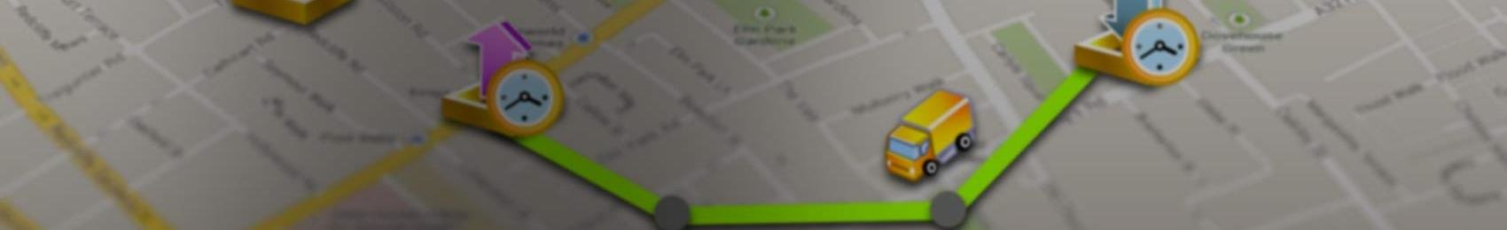 Key visual: Route optimisation with Route optimisation software from cadis