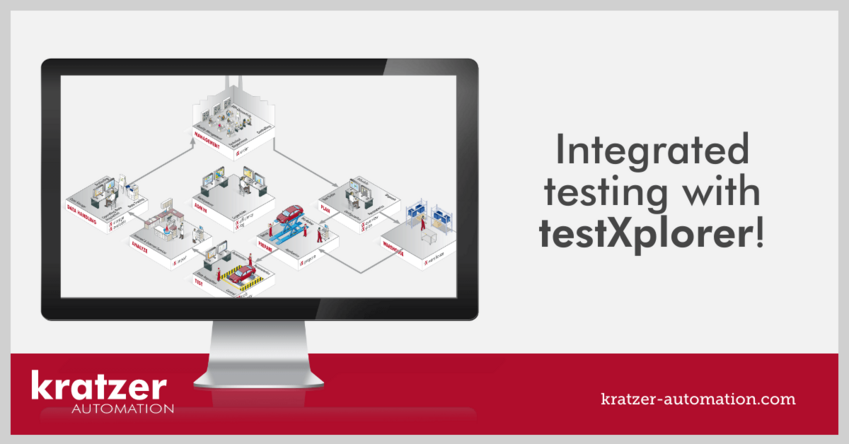 Keyvisual: Featuring the testXplorer suite