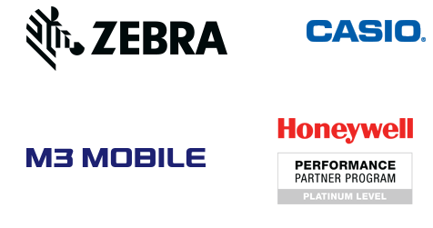 Partnerlogos Hardwarehersteller