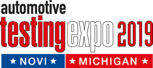 logo automotive testing expo USA 2019