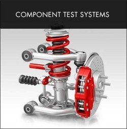 Key visuals of Component Test Stands made by KRATZER AUTOMATION