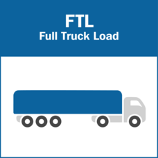 Keyvisual: FTL – Full Truck Load